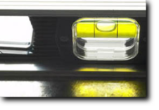 Picture of a spirit level